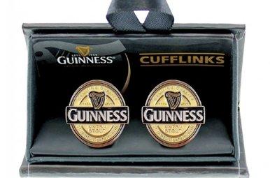 Guinness: Cufflinks Label