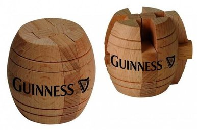 Guinness: Barrel Puzzle