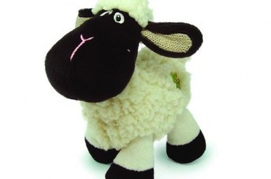 Toy: Daisy, Black-faced Sheep