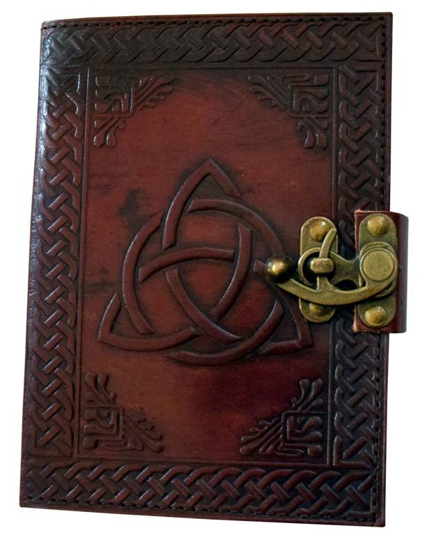 Journal: Triquetra Leather 5X7