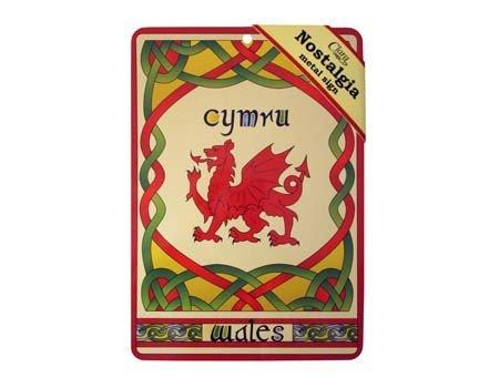 Clara Sign: Welsh Dragon Nostalgia