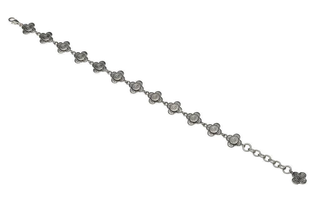 Bracelet: SS Celtic (no stone)