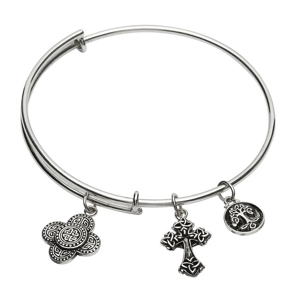 Shanore Bracelet: SS Charm Bracelet
