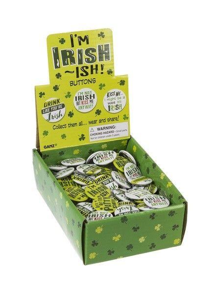 Charms: I'm Irish-ish