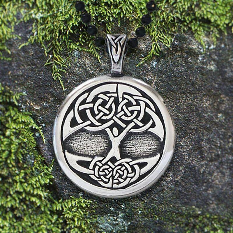 Pendant: Tree of Life Pewter