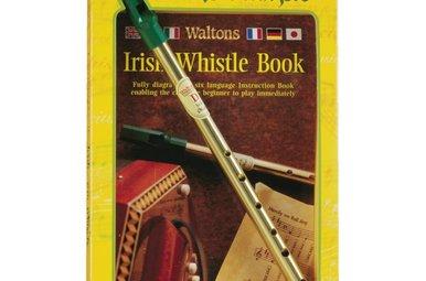 Whistle: Irish Tin w/o CD