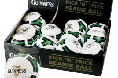 Guinness: Beanie Ball