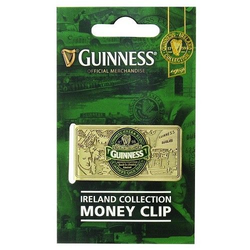 Guinness: Money Clip, St James Gate