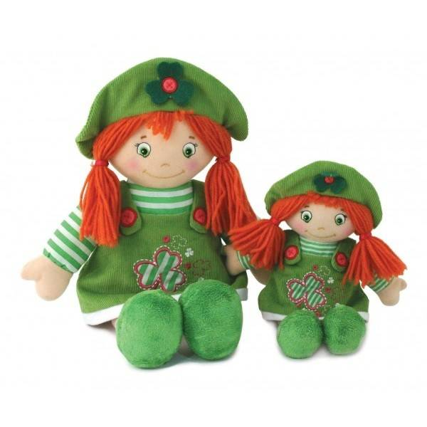 Doll: Irish Ragdoll