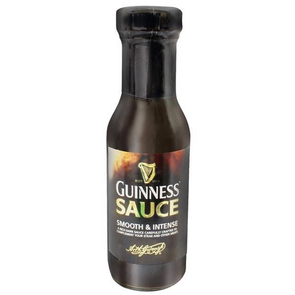 Guinness: Sauce