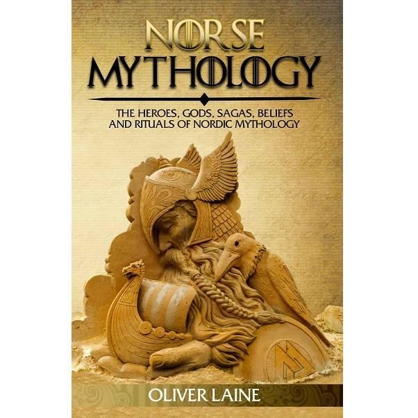 Book: Norse Mythology, Paperback