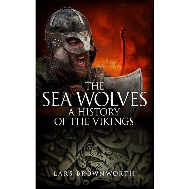 Book Book: Sea Wolves - Viking History