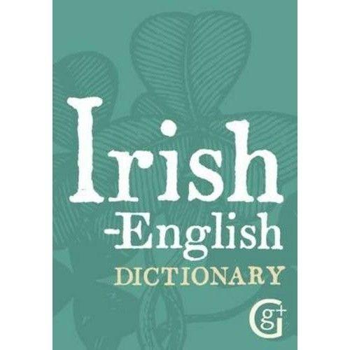 Book: Irish-English Dictionary