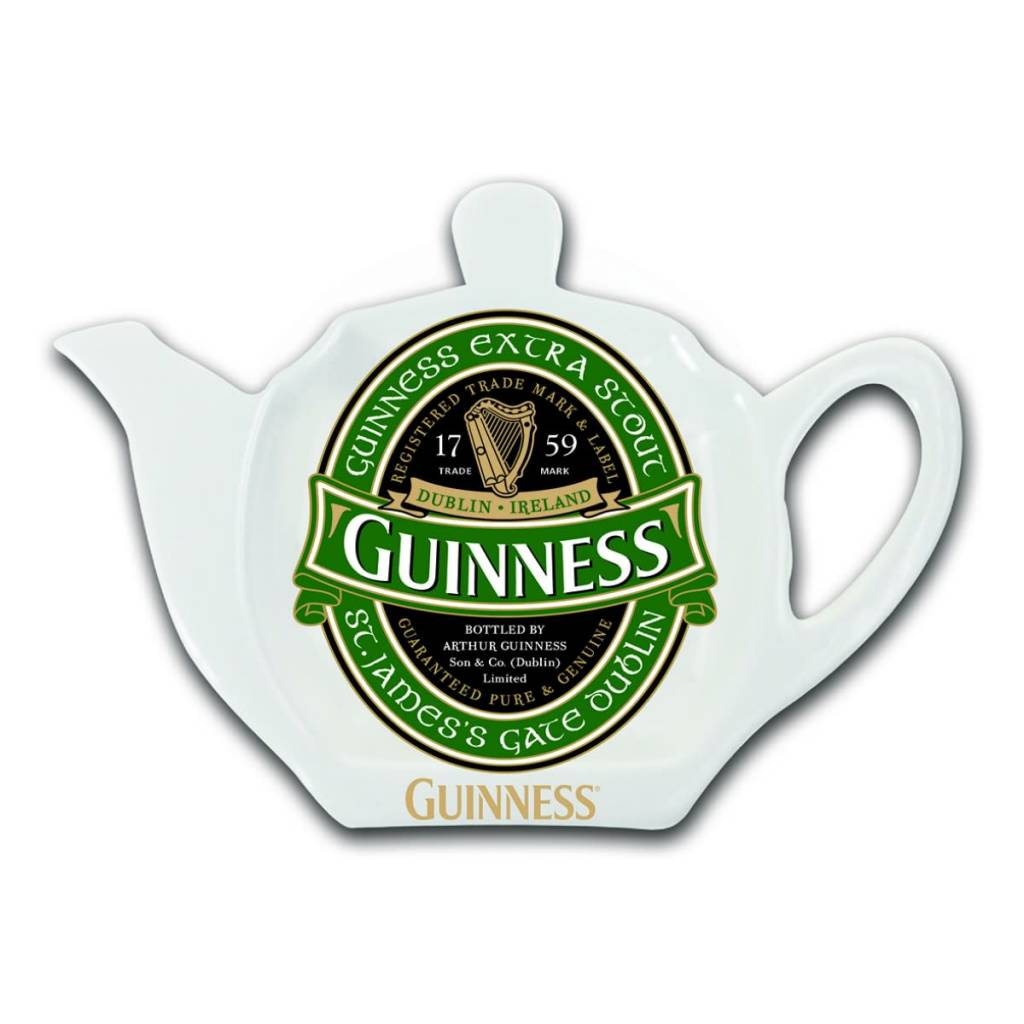 Guinness: Tea Bag Holder