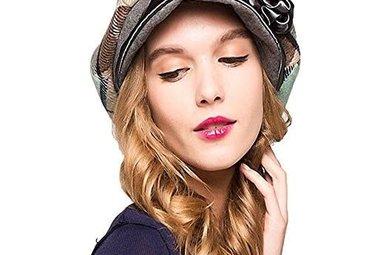 Hat: Ladies Scottish Bonnet