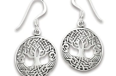 Earring: Tree of Life, SS