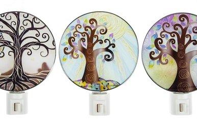 Night Light: Tree of Life