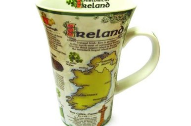 Mug: Ireland Historical, Tall
