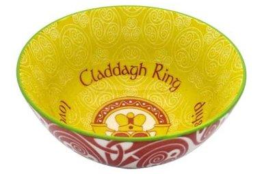 Bowl: Claddagh Ring