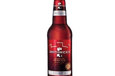 Beer: Smithwicks, Single Bottle