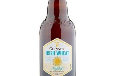 Beer: Guinness Irish Wheat, Single Bottle
