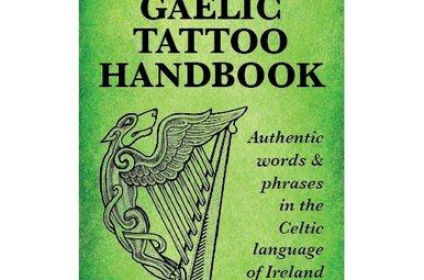 Book: Irish Gaelic Tattoo Handbook