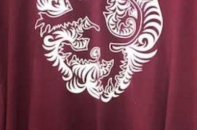 T Shirt: Rampart Lion