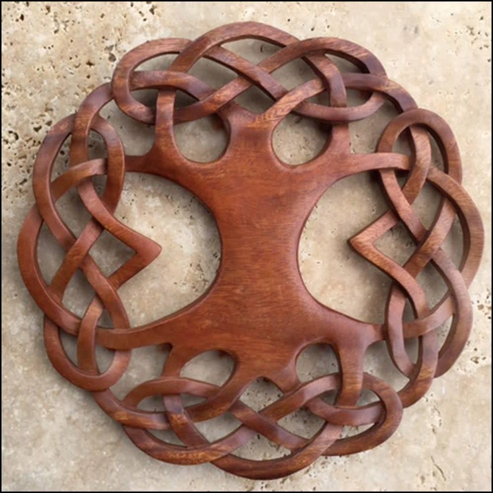 Plaque: Tree of Life