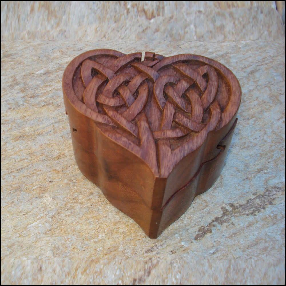 Puzzle Box: Heart