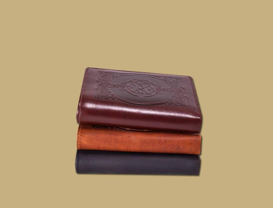 Wallet: Conan Leather Black