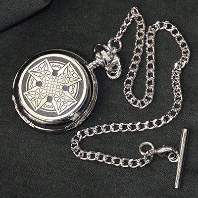 Pocket Watch: Celtic Cross