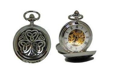 Pocket Watch: Shamrock