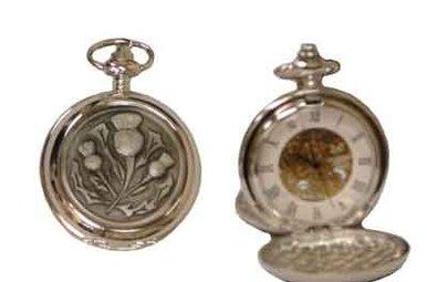 Pocket Watch: Thistle