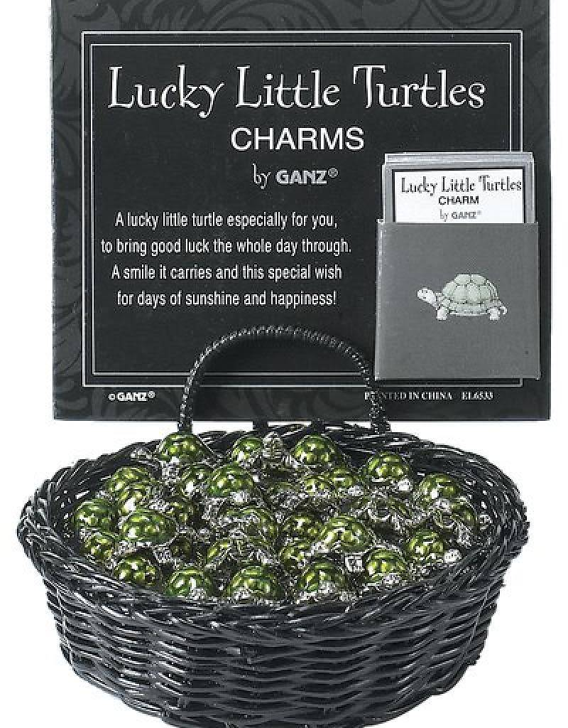 Charm: Lucky Little Turtle Charms