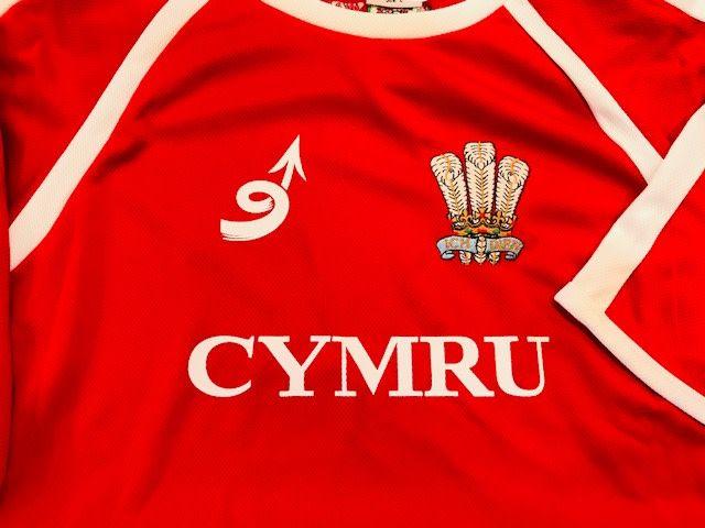 Shirt: Cymru Sport Rugby