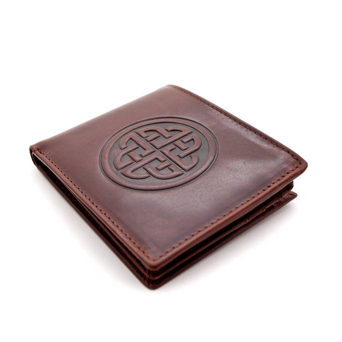 Wallet: Conan Leather Brown