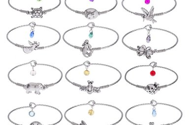 Bracelet: Lucky Bangle