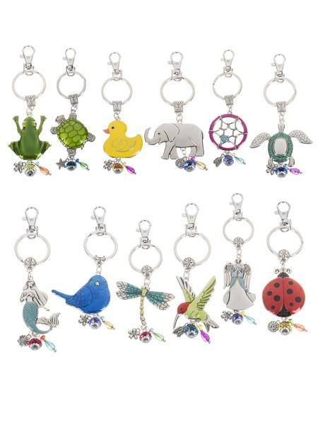 Keychain: Lucky Littles