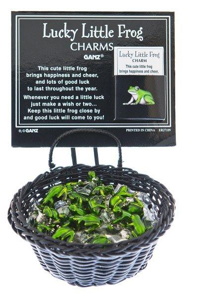 Charm: Lucky Little Frog