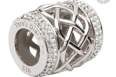 Bead: SS SW Knot Crystal