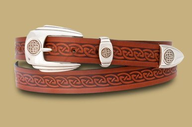 Belt: Ferdia Leather