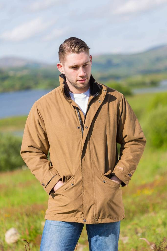 Jacket: Cork Jacket