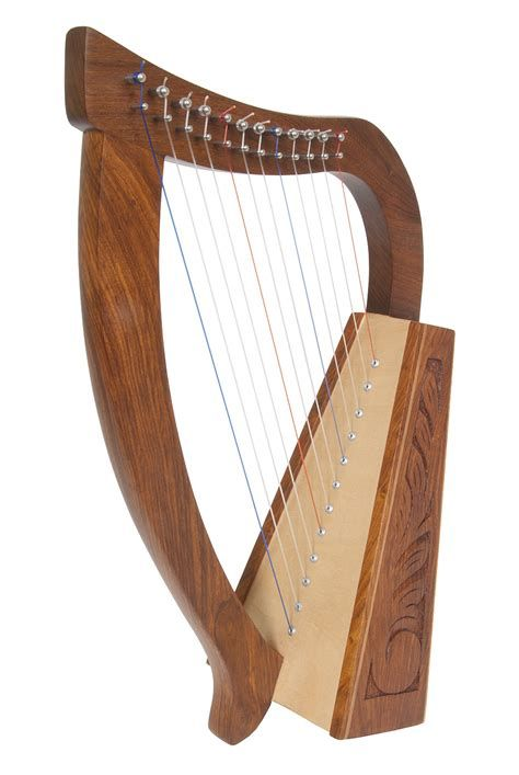 Harp: 12 String Wood Playable