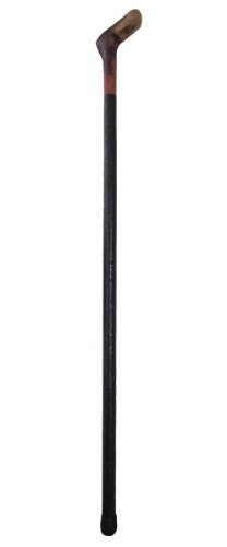Blackthorn Black Thorn: Walking Stick, Lacquered