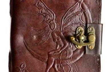 Journal: Leather Fairy Lock