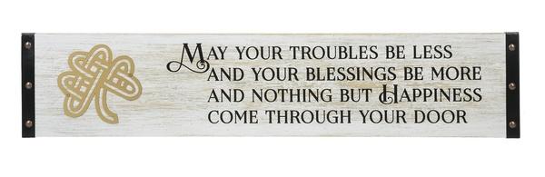 Ganz Sign: Over The Door Blessing
