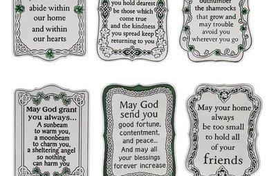 Plaque: Mini Irish Sayings