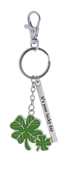 Ganz Keychain: It's UR Lucky Day