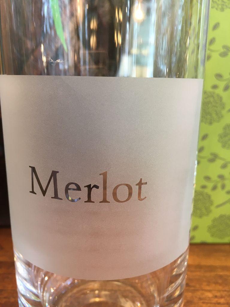 """Merlot"" Decanter"