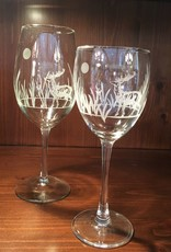 ROLF Stag White Wine Glass